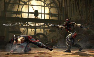 Персонажи новой части игры Mortal Kombat