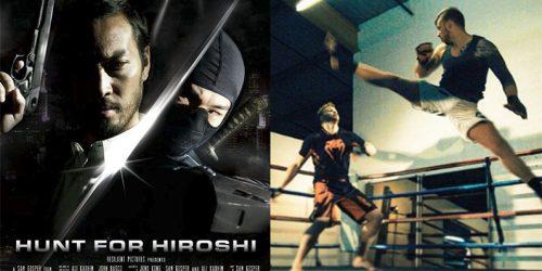 Короткометражные фильмы Hunt for Hiroshi и The Underground 1