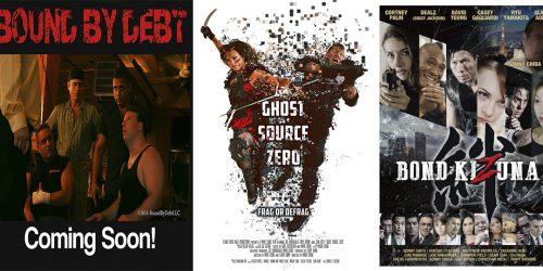 Трейлеры независимых фильмов: Bound By Debt, Ghost Source Zero и Bond: Kizuna 8