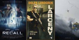 Трейлеры фильмов «Отзыв», «Кража» и «Могучие рейнджеры»