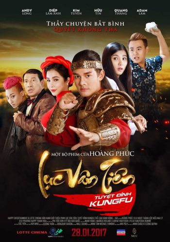 Трейлеры фильмов Wolf Warrior 2, Lục Vân Tiên: Tuyệt Đỉnh Kungfu и Lord of Shanghai 9