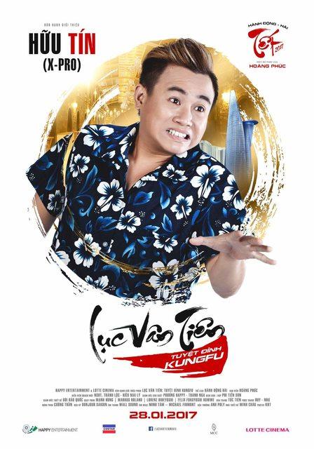 Трейлеры фильмов Wolf Warrior 2, Lục Vân Tiên: Tuyệt Đỉnh Kungfu и Lord of Shanghai 2