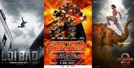 Трейлеры фильмов «Лой Бао», «Герои Сатрии: Месть тьмы» и «Бахубали: Завершение»