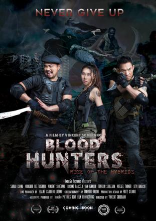 Трейлеры независимых фильмов Blood Hunters: Rise of the Hybrids, Le Accelerator и Monster