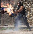 Трейлеры независимых фильмов Commando Ninja, Breakarate и Code Name The Dragon