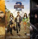 Трейлеры фильмов «Битва при Сарагахри», «Студент года 2» и «Легенда о Мауле Джатте»