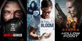 Трейлеры фильмов «Американский дебошир», «В полном рассвете» и «Холлоу Поинт»