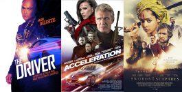 Трейлеры фильмов «Водитель», «Ускорение» и «Королева-воин Джханси»