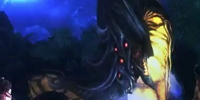 Тизер-трейлер видеоигры Ong Bak Tri