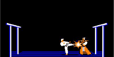 Игра Karateka вышла на мобильных iOS-устройствах