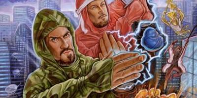 Трейлер веб-сериала Ninja The Mission Force 1