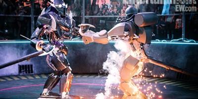 Съёмки шоу Robot Combat League завершены