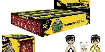Bruce Lee's Temple Of Kung Fu: новый набор игрушек с Брюсом Ли