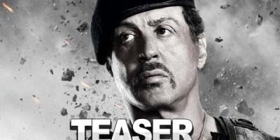 The Expendables 2: новый тизер и новости о трейлере