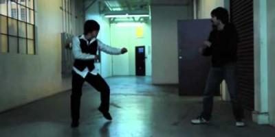 The Stunt People: короткометражка Hand Over Fist