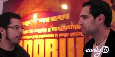 Мандрил начинает пробег по чилийским кинотеатрам
