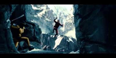 4-минутный отрывок из фильма GI Joe: Retaliation