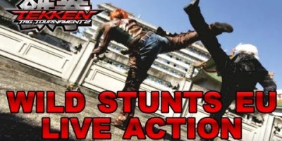 Tekken Tag Tournament 2 - Live Action Short