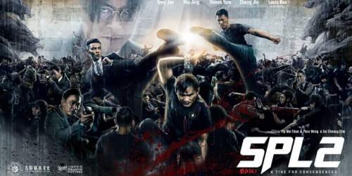 """Новый постер """"Звезд судьбы 2"""" (SPL 2) и видео о съемках фильма 1"""