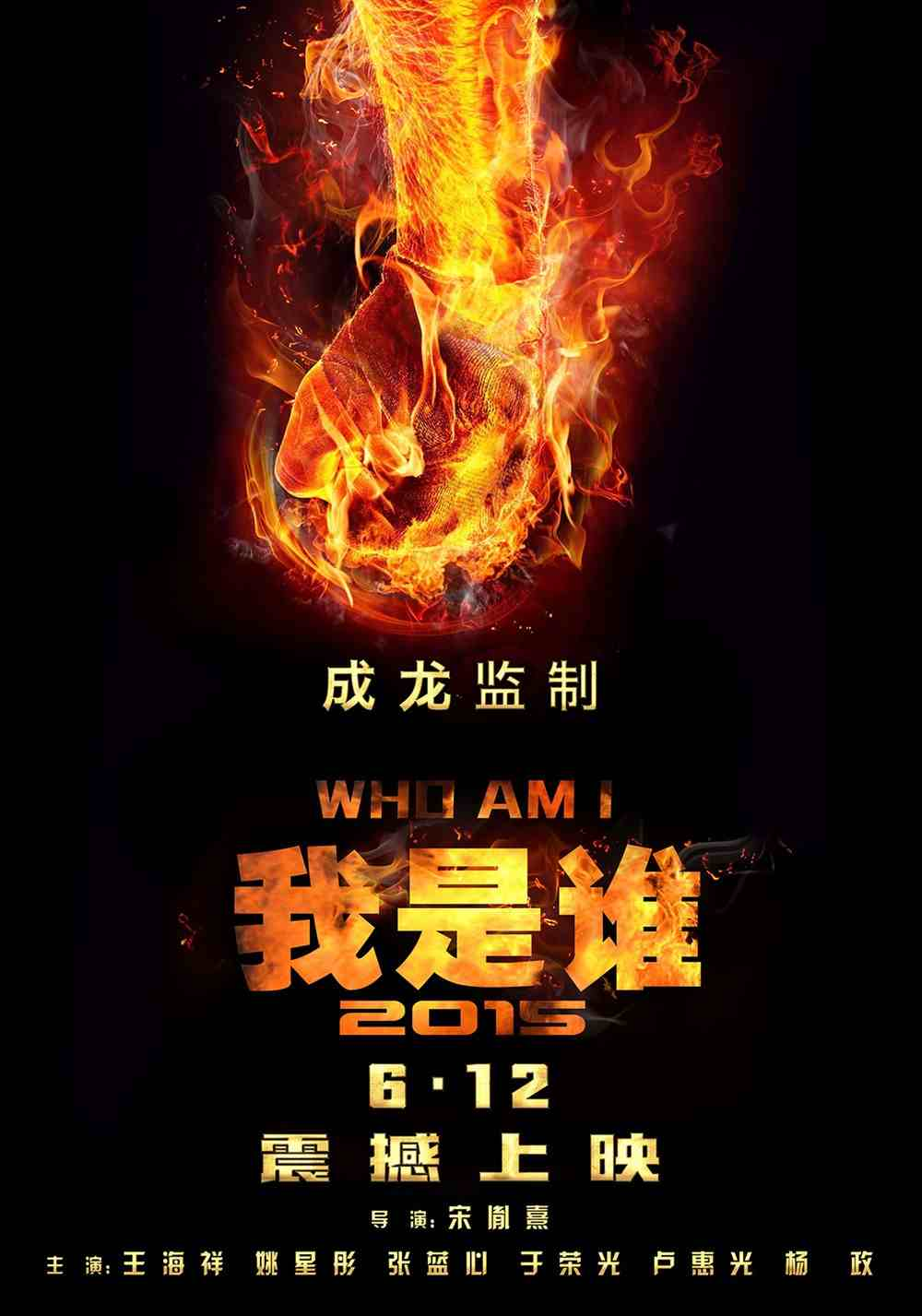 "Джеки Чан  работает над ремейком ""Кто я?"" 3"