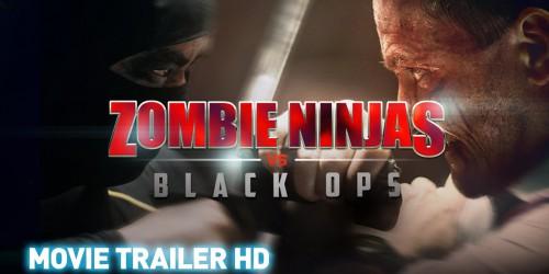 """Зомби-ниндзя против Спецназа"" (Zombie Ninjas vs Black Ops)"