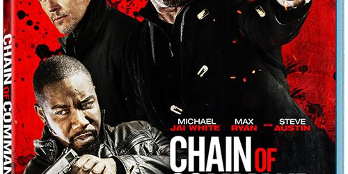 """Трейлер фильма """"Chain of Command"""" с Уайтом и Остином"""