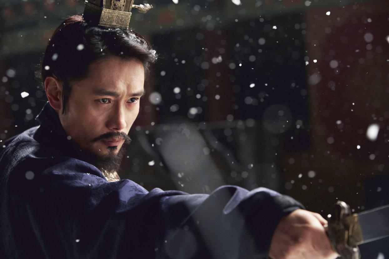 """Новые трейлер и постер драмы """"Воспоминания меча"""" (Memories of the Sword) 5"""