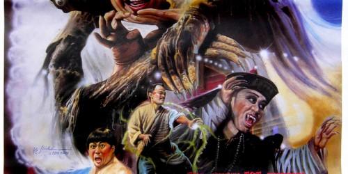 """Рецензия на фильм 1989 года """"Встречи с привидениями 2"""" (""""Spooky encounters 2"""") от Ravenside 2"""