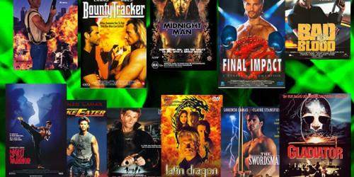 Обзор 11 фильмов с Лоренцо Ламасом от Uran 12