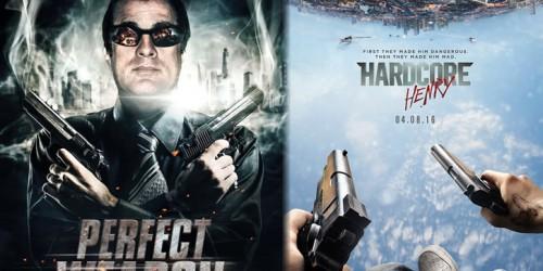 """Трейлеры: """"Совершенное оружие"""" Стивена Сигала и адреналиновый """"Хардкор"""""""