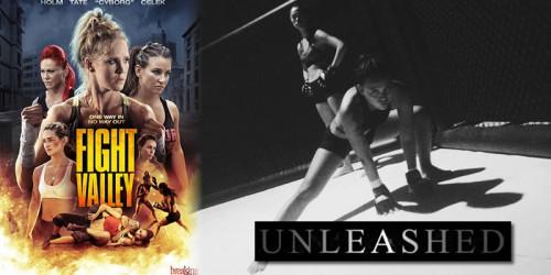 """Промо-видео: """"Fight Valley"""" и MMA-драма """"UNLEASHED"""""""