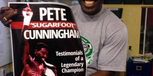 Питер  «Sugarfoot»  Каннингэм нуждается в помощи 1