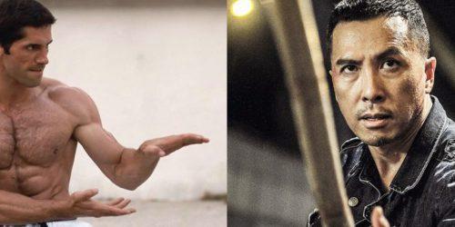 Скотт Эдкинс в Altar Rock и Донни Йен в Chasing the Dragon 1