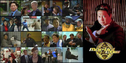 Американские сериалы 90х с элементами боевых искусств 10