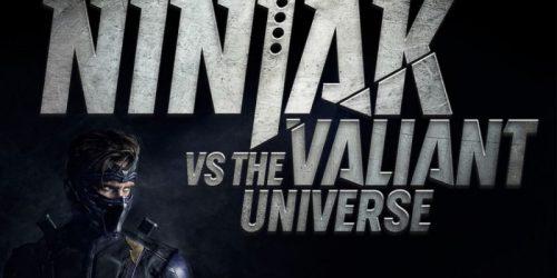 Промо-видео с NYCC-2016: John Wick: Chapter 2, Power Rangers, The Great Wall и Ninjak VS. The Valiant Universe 4