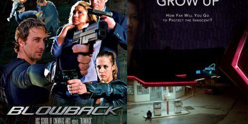 Короткометражные фильмы Blowback и When Kids Grow Up 3