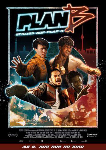 Промо-видео к независимым фильмам Intrepid, Plan B и The Legendary Warrior 2