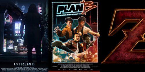 Промо-видео к независимым фильмам Intrepid, Plan B и The Legendary Warrior 4