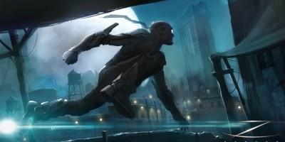 Концепт-трейлер фантастического боевика Zorro Reborn
